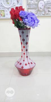 Glass Floor Flowers Vase | Home Accessories for sale in Lagos State, Ajah