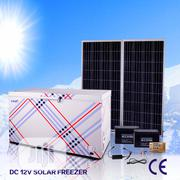 300litre Solar Powered Deep Freezer With Off Grid Solar Installation | Solar Energy for sale in Lagos State, Lagos Mainland