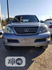 Lexus GX 2005 470 Sport Utility Silver | Cars for sale in Lagos State, Isolo