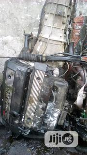 Double Venus BMW Engine 2.5 Capacity 2002 Model | Vehicle Parts & Accessories for sale in Lagos State, Mushin