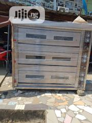 Linkrich Gas 3 Deck 9 Trays Oven | Industrial Ovens for sale in Kano State, Kano Municipal