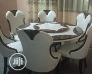 Executive Round Dining Table 6setters | Furniture for sale in Lagos State, Lekki Phase 1