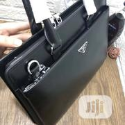 Original Prada Men's Quality Leather Bag | Bags for sale in Lagos State, Lagos Island
