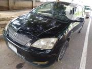 Toyota Corolla 2004 1.4 Sol Combi Black | Cars for sale in Abuja (FCT) State, Gwarinpa