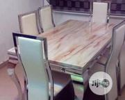 Marble Dining Table. | Furniture for sale in Lagos State, Ibeju