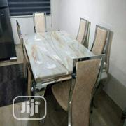 Set of Mable Dining With 6 Chairs | Furniture for sale in Lagos State, Ojo