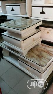 Table With 2 Side Stools | Furniture for sale in Lagos State, Ojo