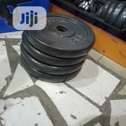 Dumbbell Plates 1250per Kg | Sports Equipment for sale in Lagos State, Surulere