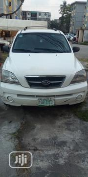 Kia Sorento 2006 3.5 V6 Automatic White | Cars for sale in Lagos State, Yaba