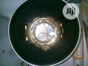 Analog And Digital Gold Watch | Watches for sale in Osun State, Olorunda-Osun
