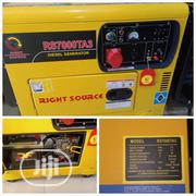 Right Source Generator 5.5 Kva | Electrical Equipments for sale in Lagos State, Ojo