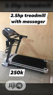 America Fitness 2.5hp Treadmill With Massager | Sports Equipment for sale in Abuja (FCT) State, Kwali