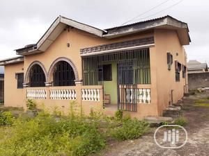 3 Bedroom Bungalow At AIT Road Alagbado For Sale.