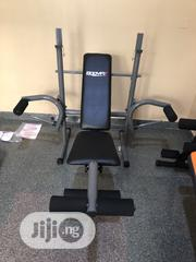 Weight Bench With 50kg   Sports Equipment for sale in Lagos State, Ojo