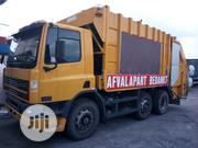 Daf 75 Cf Compactor Garbage Truck 2002 Yellow | Trucks & Trailers for sale in Lagos State, Apapa