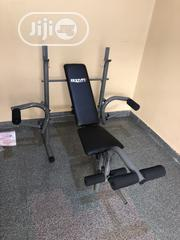 Weight Lifting Bench With 50kg   Sports Equipment for sale in Lagos State, Ikotun/Igando