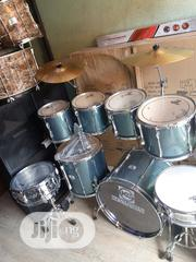 Professional 7 Set Of Drum Set (In Stock) | Musical Instruments & Gear for sale in Lagos State, Ojo