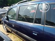 Opel Zafira 2001 2.0 Blue | Cars for sale in Kaduna State, Kaduna