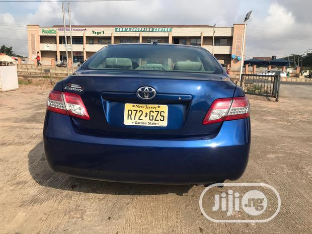 Archive: Toyota Camry 2011 Blue