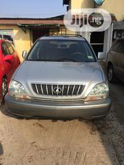 Lexus RX 2001 Silver | Cars for sale in Lagos State, Ikeja