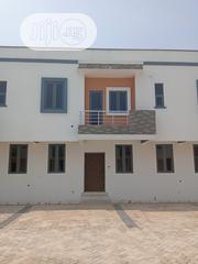 3bedroom Terrace Duplex Wit Bq by Chevron Tollgate Lafiaji Lekki | Houses & Apartments For Sale for sale in Lagos State, Lekki Phase 1