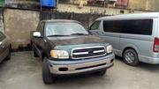 Toyota Tundra 2005 Limited Access Cab Green | Cars for sale in Lagos State, Isolo