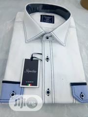 Quality Men's Collar Fitted Shirt | Clothing for sale in Lagos State, Amuwo-Odofin