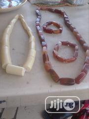 Elephant Tusk Beads And Stone Beads | Jewelry for sale in Abuja (FCT) State, Jahi