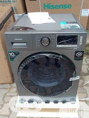 Brand Hisense 10kg Inverter Wash and Dryer Front Loading ( Wm 1014 v ) | Home Appliances for sale in Lagos State, Ojo