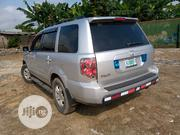 Honda Pilot 2008 EX-L 4x2 (3.5L 6cyl 5A) Silver | Cars for sale in Akwa Ibom State, Uyo