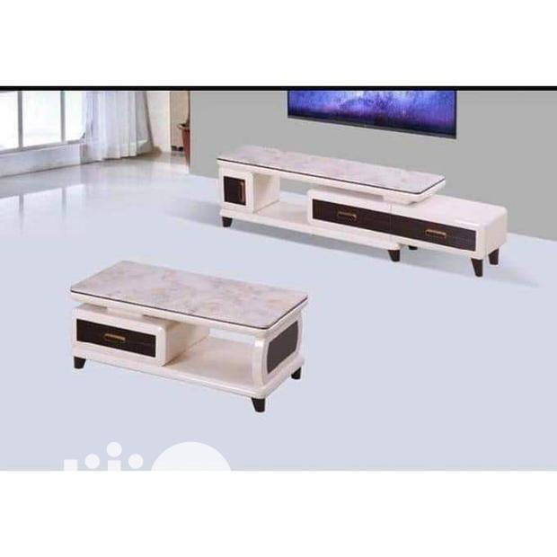 Unique Set Of Center Table And T.V Stand