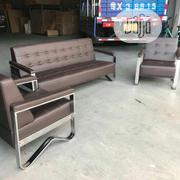Standard Living-Room Sofa by 5 | Furniture for sale in Lagos State, Ojo