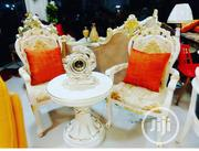 Royal Set Of 2-in-one Console Chair And Table | Furniture for sale in Lagos State, Ojo