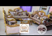 Hamza Royal Sofa | Furniture for sale in Lagos State, Lekki Phase 1