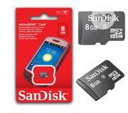 Sandisk Micro SD Card 8GB | Accessories for Mobile Phones & Tablets for sale in Lagos State, Ikeja