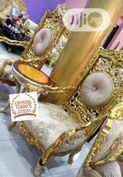 Kings Chair With Coffee Table   Furniture for sale in Lagos State, Ikeja