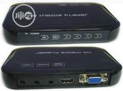 1080P Full HD USB HDD Media Player HDMI VGA | Audio & Music Equipment for sale in Lagos State, Ikeja