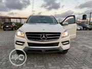 Mercedes-Benz M Class 2013 White | Cars for sale in Lagos State, Lekki Phase 1