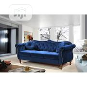Executive Blue Chesterfield Sofa | Furniture for sale in Lagos State, Lagos Island
