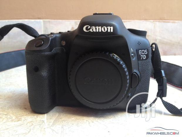 UK Used Canon 7D