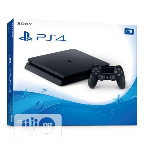 Archive: Brand New Ps4 @105000