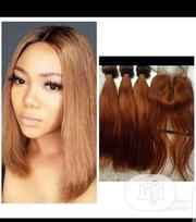 Italian Blonde Wig Wit Closure | Hair Beauty for sale in Lagos State, Yaba