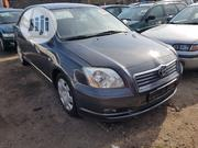 Toyota Avensis 2006 2.0 VVT-i Sol Gray | Cars for sale in Lagos State, Lagos Mainland