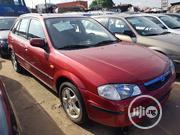 Mazda 323 2001 2.0 Red | Cars for sale in Lagos State, Lagos Mainland