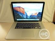 Laptop Apple MacBook Pro 4GB 500GB | Laptops & Computers for sale in Lagos State, Ikeja