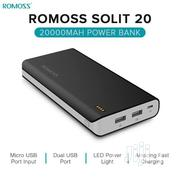 Brand New Original Romoss Power Bank,The BEST Among All Power Banks   Accessories for Mobile Phones & Tablets for sale in Akwa Ibom State, Uyo