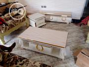 Tv Shelf,Center Table With Two Side Stools | Furniture for sale in Oyo State, Ibadan South West