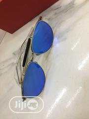 Unisex Aviator Mirror Blue Sunglasses | Clothing Accessories for sale in Lagos State, Ikorodu