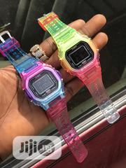 Rainbow Color Water Proof Casio G-Shock Wristwatch | Watches for sale in Lagos State, Lagos Island