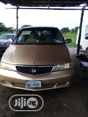 Honda Odyssey 2005 Gold | Cars for sale in Lagos State, Ajah